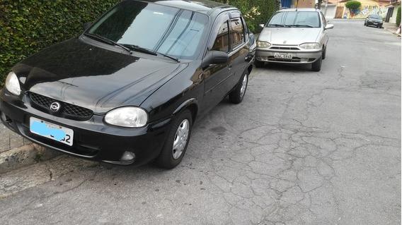 Corsa Sedan Super 4portas 1.0 - 16v - Ano 2000