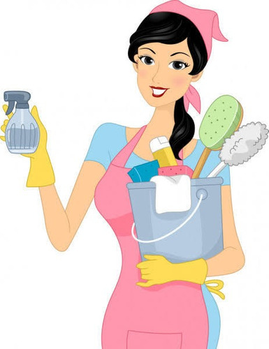 Procuro Serviços De Empregada Doméstica Aux De Limpeza