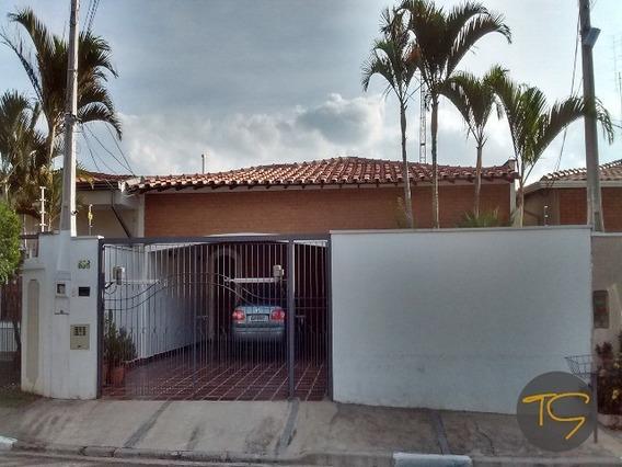 Jardim Guarani Venda Casa Térrea Oportunidade Campinas - Ca00696 - 4688441