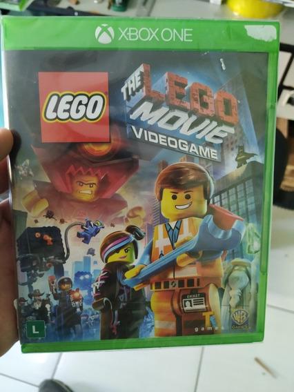 Lego Movie Xbox One Mídia Física Lacrada Pronta Entrega
