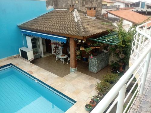 Casa Residencial - Jardim Dom Bosco - Ref: 23052 - V-23052