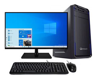 Pc Gamer Barata Amd A10 Fx 8800p Ram 8gb 500gb Radeon R7 Monitor Led 20 Pulg.