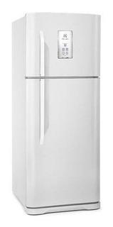 Heladera frost free Electrolux TF51 blanca con freezer 433L 220V