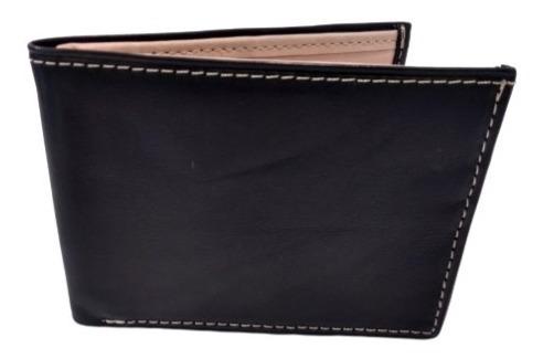 Billetera Cuero Vaca Napado Guns Leather