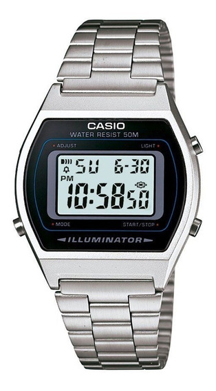 Relógio Unissex Casio B640wd-1avdf 100% Original + Garantia