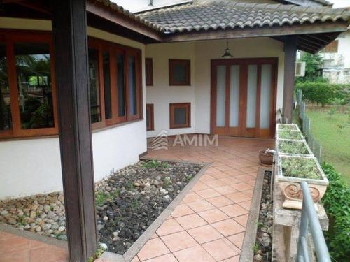 Casa À Venda, 300 M² Por R$ 1.590.000,00 - Engenho Do Mato - Niterói/rj - Ca0004