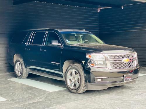 Imagen 1 de 8 de Chevrolet Suburban Lt Año:2015