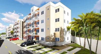Apartamentos En Ave Los Beibolistas, Villa Aura