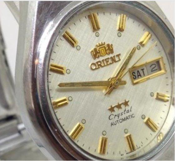 Relógio Orient T05241 Masculino Automático Webclock