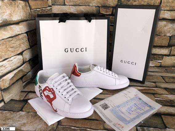 Gucci Sneakers Printed