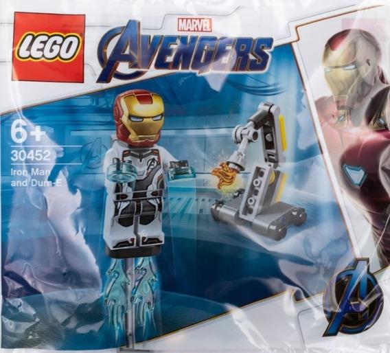 Lego Avengers Endgame Iron Man Dum-e Polybag 30452