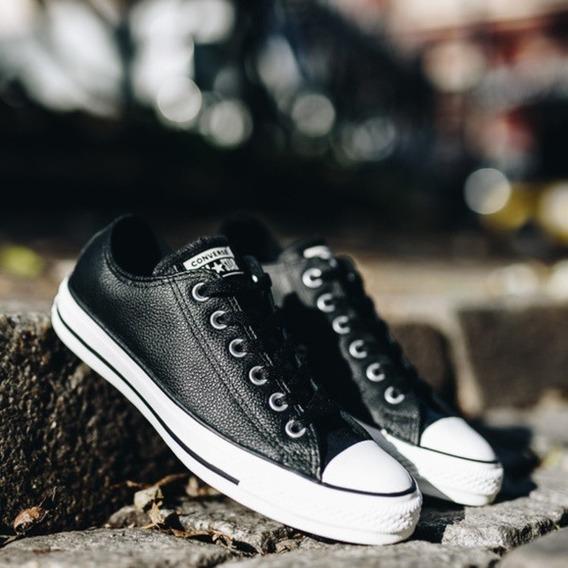 Zapatillas Converse Ctas Leather Ox