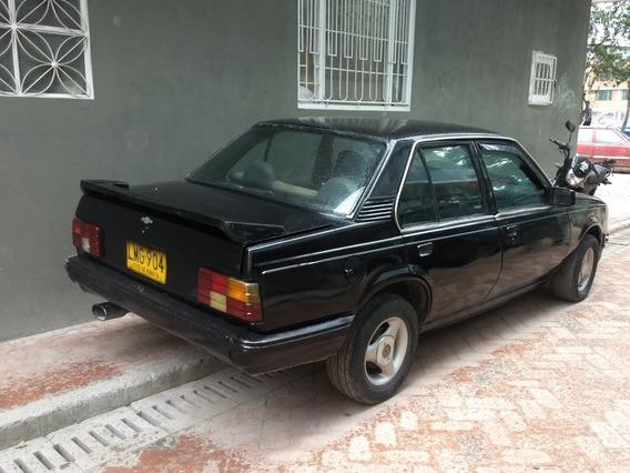 Chevrolet 1987 Vieja