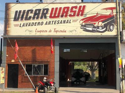 Vendo Fondo De Comercio Lavadero De Autos. Tomo Auto.