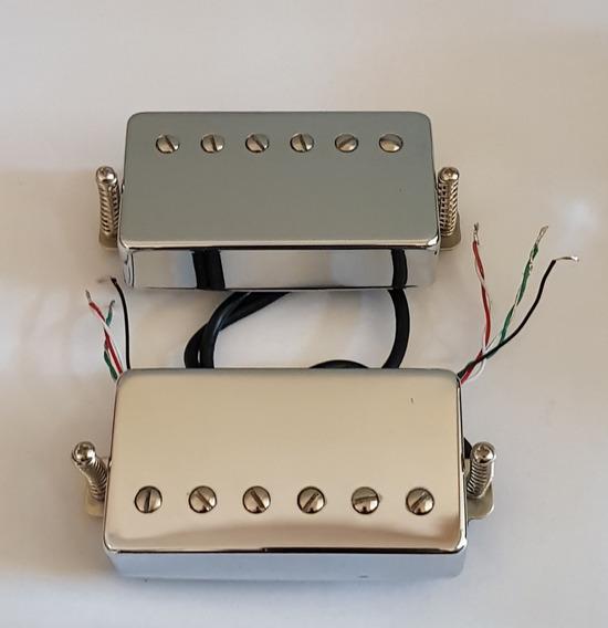 Set Microfonos Diliberto Pickups Humbucker C7 Classic
