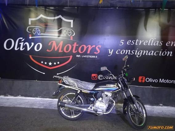 Motos Empire Horse