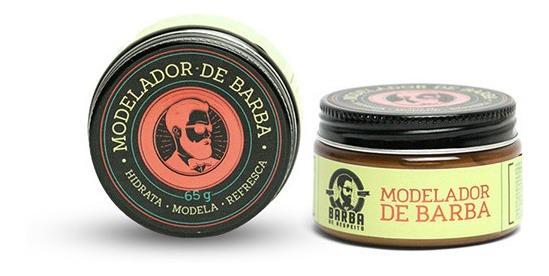 Modelador De Barba Barba De Respeito 65g