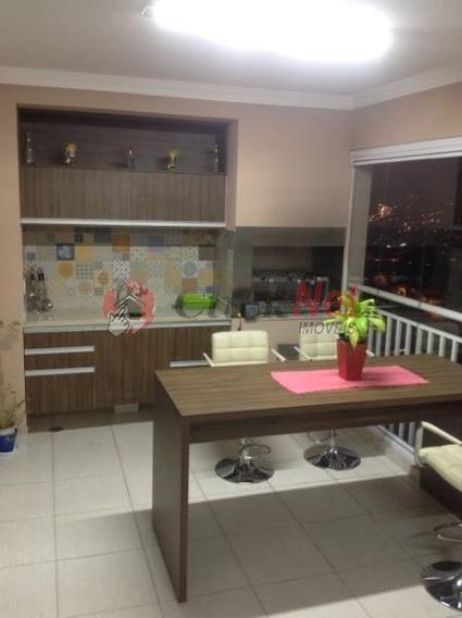 Belíssimo Apartamento Em Condomínio Clube Para Venda No Bairro Centro - Domo Life - 5171
