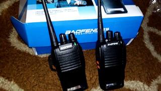 Radio Comunicador Baofeng Semi Novo