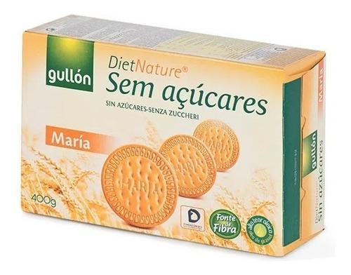 Imagem 1 de 1 de Biscoito Maria Diet Sem Açúcar Gullon 400g