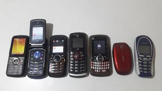 Aparelho Nextel Rádio Motorola E Celular (leia Anúncio)