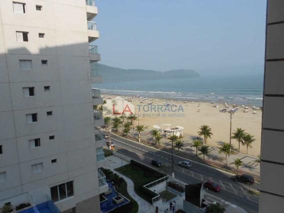 Ref 13294 -apto 1 Dorm - Vista Mar - Boqueirão - Entr R$ 90 Mil - V13294
