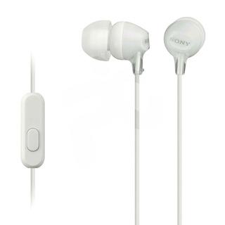 Auricular Sony Mdr-ex15ap In-ear Blanco 2863
