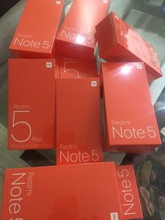 Smartphone Xiaomi Redmi Note 5 4gb/64gb Lte Dual Sim 5.99 C