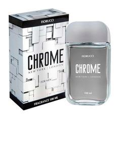 Perfume Masculino Fiorucci Chrome Longa Duração