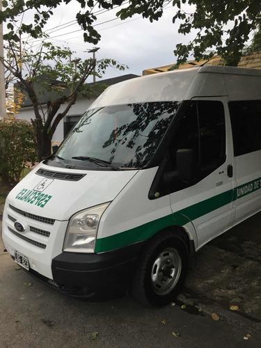 Ford Transit 2.2 Minibus 13+1 Tdci 125cv 2012