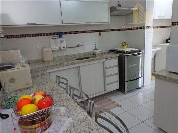 Apartamento Residencial À Venda, Parque Residencial Aquarius, São José Dos Campos. - Ap0150