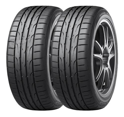 Kit 2 Neumáticos Dunlop 215 55 R 16 Dz102 Vw Passat
