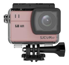 Câmera Filmadora Sjcam Sj8 Air Wifi Full Hd 1296p 14mp Rosê