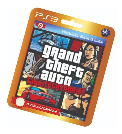 Gta Grand Theft Auto Liberty City Stories Ps3