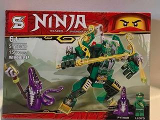 Ninja Go Tipo Lego , Generico Y Algernativo , Simil