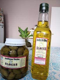 Aceite De Oliva Extra Virgen Certificado