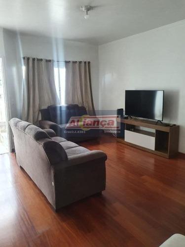 Sobrado Com 2 Dormitórios À Venda, 117 M² - Jardim Ipanema - Guarulhos/sp - Ai18479