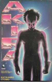 Akira Nº1 - Katsuhiro Otomo Ed. Globo Encadernado 1992