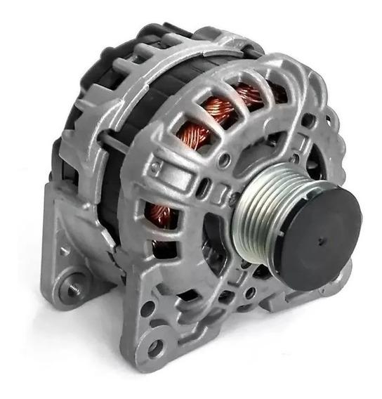 Alternador Motor 3 Cilindros 90a 04c903023n Gol Fox Up Vw
