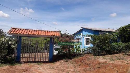 Imagem 1 de 15 de Chácara Com 3 Dormitórios À Venda, 3080 M² Por R$ 310.000,00 - Tapanhão - Jambeiro/sp - Ch0641