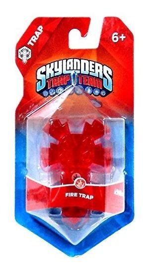 Skylanders - Armadilha Fire Totem ( Searing Spinner)