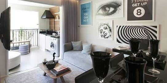 Apartamento Com 1 Dormitório À Venda, 38 M² - Jardim Flor Da Montanha - Guarulhos/sp - Ap8725