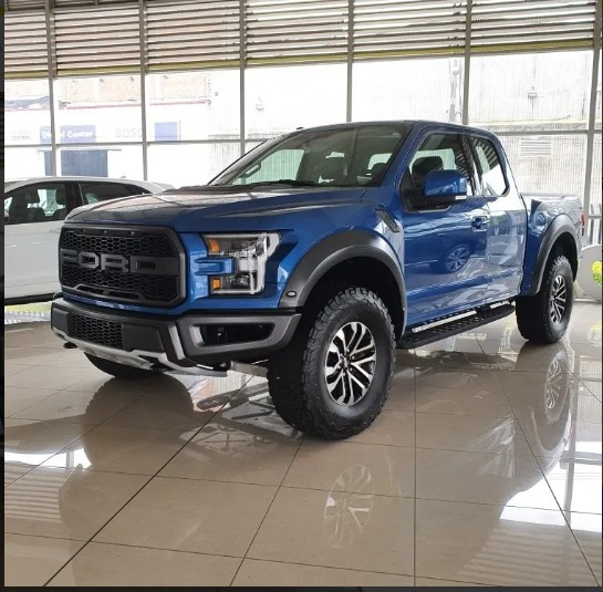 Ford Raptor Cabina Y Media Motor 3.5 Litros