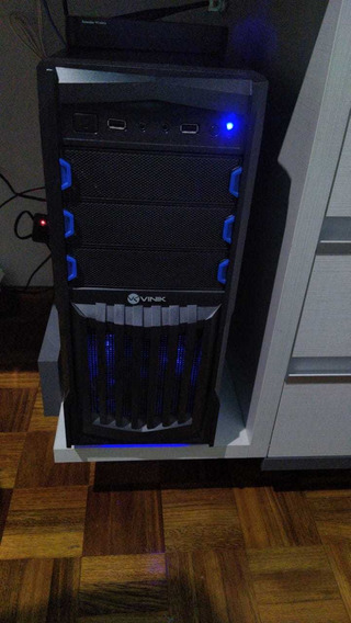 Pc Gamer I5-7400, Gtx 1050ti