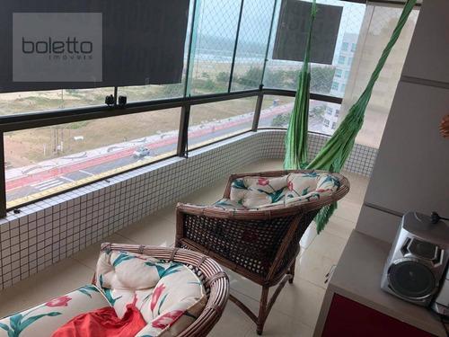 Apartamento À Venda, 130 M² Por R$ 1.250.000,00 - Centro - Capão Da Canoa/rs - Ap1625