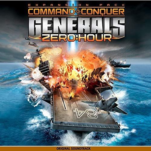 Command & Conquer Generals E Zero Hour - Envio Digital