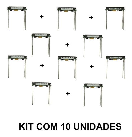 Horímetro Display Lcd Contador De Horas Enm T1101 Ab Kit 10