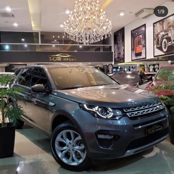 Land Rover Discovery Sport 2.0 Hse Sd4 5p 2018