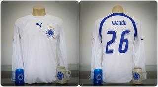 Camisa Cruzeiro 2006 Wando #052