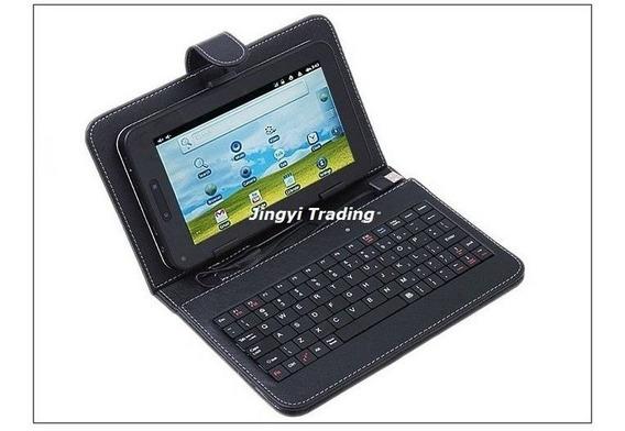 Case Capa De Couro Bolsa Para 7 Tablet Pc Entrega Imediata